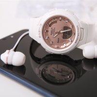 Zegarek damski Casio baby-g BSA-B100MF-7AER - duże 3