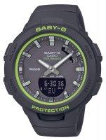 Zegarek damski Casio baby-g BSA-B100SC-1AER - duże 1