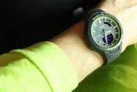 Zegarek damski Casio baby-g BSA-B100SC-1AER - duże 4