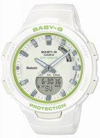 Zegarek damski Casio baby-g BSA-B100SC-7AER - duże 1