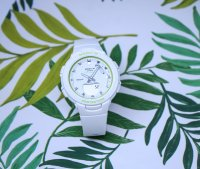 Zegarek damski Casio baby-g BSA-B100SC-7AER - duże 2