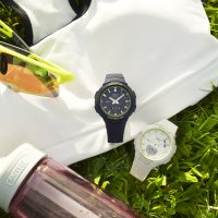 Zegarek damski Casio Baby-G baby-g BSA-B100SC-7AER - duże 3