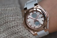 Zegarek damski Casio baby-g MSG-C100G-7AER - duże 3