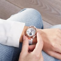 Zegarek damski Casio baby-g MSG-S200G-7AER - duże 2