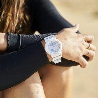 Zegarek damski Casio g-shock GMA-B800-7AER - duże 8