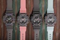 Zegarek damski Casio G-SHOCK g-shock s-series GMA-S140-8AER - duże 2