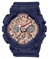 Zegarek damski Casio g-shock original GMA-S120MF-2A2ER - duże 1