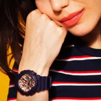 Zegarek damski Casio g-shock original GMA-S120MF-2A2ER - duże 3