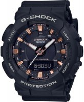 Zegarek damski Casio g-shock s-series GMA-S130PA-1AER - duże 1