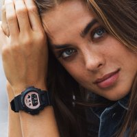 Zegarek damski Casio g-shock s-series GMD-S6900MC-1ER - duże 2