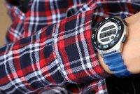 Zegarek damski Casio klasyczne LWS-1100H-2AVEF - duże 3