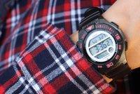 Zegarek damski Casio klasyczne LWS-1100H-8AVEF - duże 4