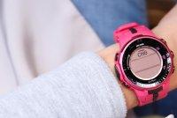 Zegarek damski Casio protrek PRW-3000-4BER - duże 2