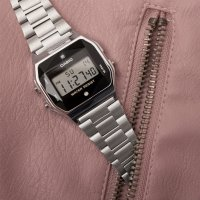 Zegarek damski Casio vintage midi A158WEAD-1EF - duże 2