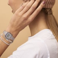 Zegarek damski Casio vintage midi LA690WEM-7EF - duże 4