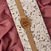 Zegarek damski Casio vintage mini LA670WEMY-9EF - duże 2