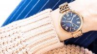Zegarek damski Casio sheen SHE-3066PG-2AUEF - duże 3