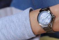 Zegarek damski Casio SHEEN sheen SHE-3502BD-8AER - duże 2