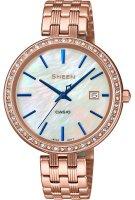 Zegarek damski Casio sheen SHE-4052PG-2AUEF - duże 1