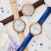 Zegarek damski Casio sheen SHE-4052PGL-4AUEF - duże 2