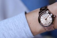 Zegarek damski Casio sheen SHE-4512BR-9AUER - duże 2