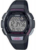 Zegarek damski Casio sportowe LWS-2000H-1AVEF - duże 1