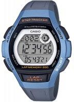 Zegarek damski Casio sportowe LWS-2000H-2AVEF - duże 1
