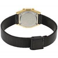Zegarek damski Casio vintage midi LA690WEMB-1BEF - duże 3