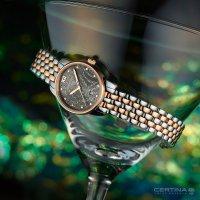 Zegarek damski Certina ds-8 C033.051.22.088.00 - duże 2