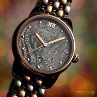 Zegarek damski Certina ds-8 C033.051.22.088.00 - duże 4