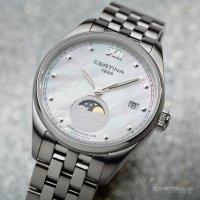 Zegarek damski Certina ds-8 C033.257.11.118.00 - duże 2