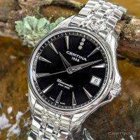 Zegarek damski Certina ds action C032.051.11.056.00 - duże 3
