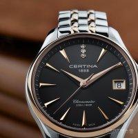Zegarek damski Certina ds action C032.051.22.086.00 - duże 2
