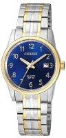 Zegarek damski Citizen elegance EU6004-56L - duże 1