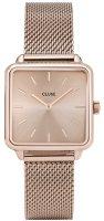 Zegarek damski Cluse la tétragone CL60013 - duże 1
