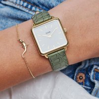 Zegarek damski Cluse la tétragone CL60016 - duże 6