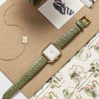 Zegarek damski Cluse la tétragone CL60016 - duże 3