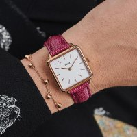 Zegarek damski Cluse la tétragone CL60021 - duże 4