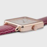 Zegarek damski Cluse la tétragone CL60021 - duże 2