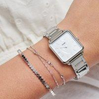 Zegarek damski Cluse la tétragone CL60025S - duże 4