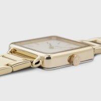 Zegarek damski Cluse la tétragone CL60026S - duże 2