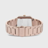 Zegarek damski Cluse la tétragone CL60027S - duże 3