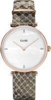 Zegarek damski Cluse triomphe CL61007 - duże 1
