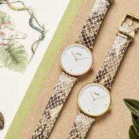 Zegarek damski Cluse triomphe CL61007 - duże 2