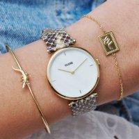 Zegarek damski Cluse triomphe CL61008 - duże 3