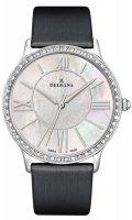 Zegarek damski Delbana paris 41611.591.1.516 - duże 1