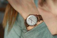Zegarek damski DKNY bransoleta NY2344 - duże 3