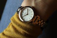 Zegarek damski DKNY bransoleta NY2592 - duże 2