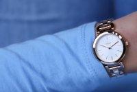 Zegarek damski DKNY bransoleta NY2592 - duże 3