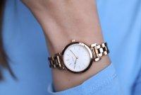 Zegarek damski DKNY bransoleta NY2592 - duże 4